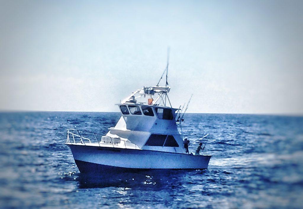 Charter Boat Sea Winder