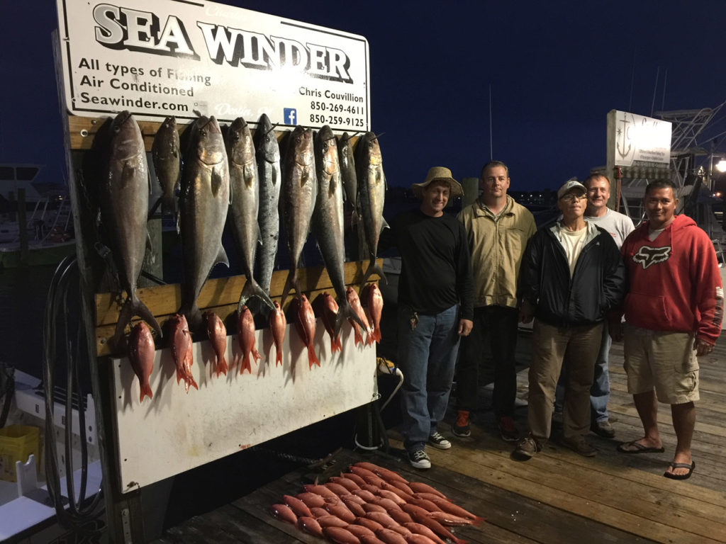 Amberjack Fishing in Destin, FL