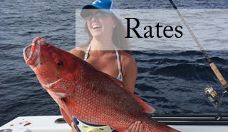 Sea Winder Deep Sea Fishing Rates