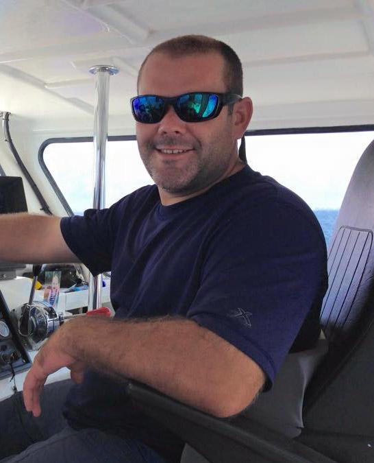 Capt. Chris Couvillion - Sea Winder