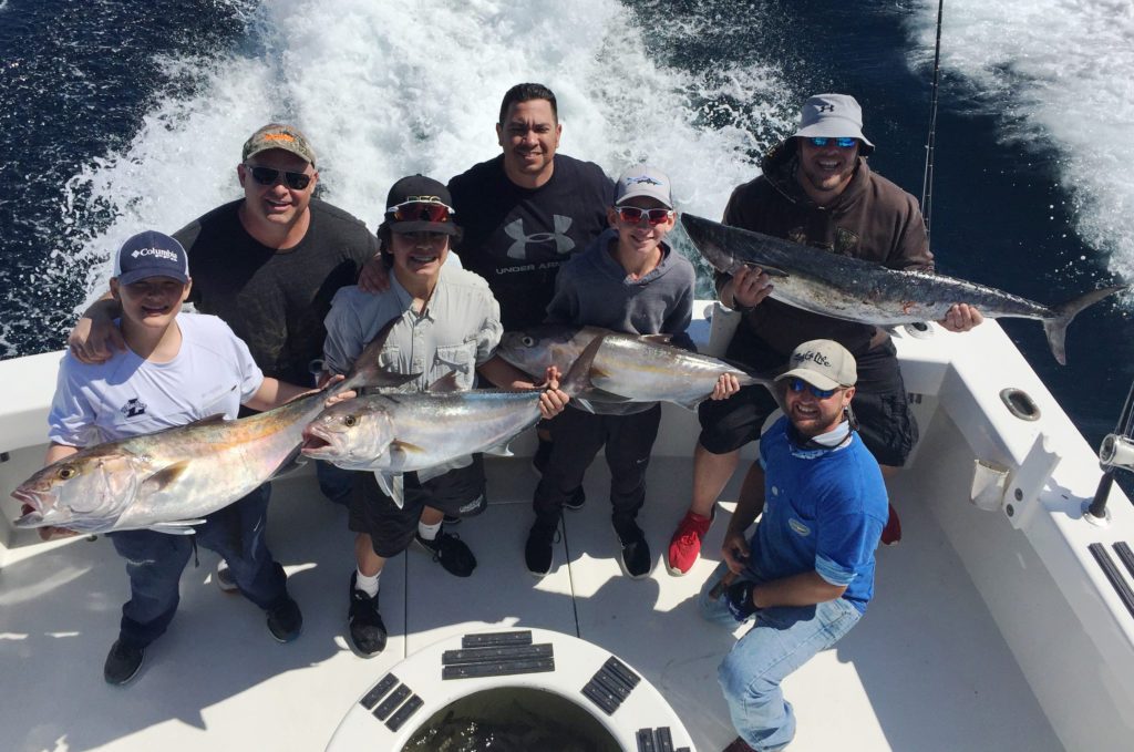 Family Fishing Destin FL
